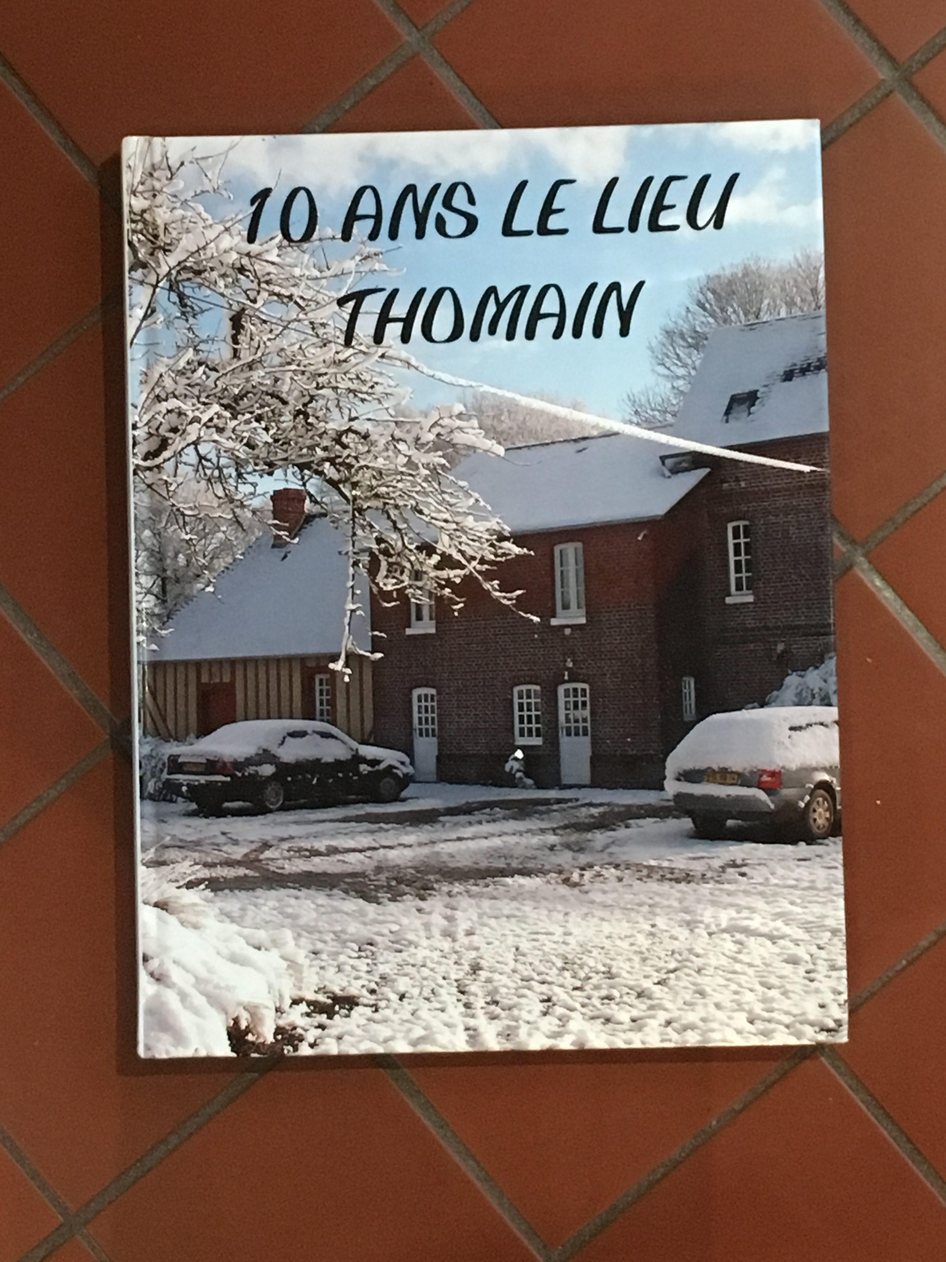 """2015; Alweer 10 jaar """"Lieu Thomain"""" op onze naam."""