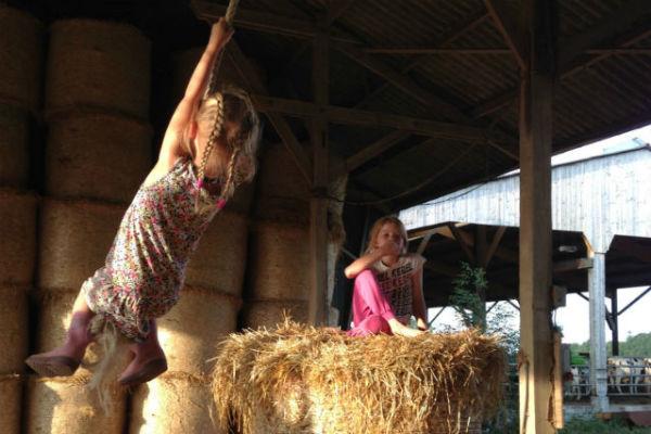 Kindvriendelijke vakantieboerderij
