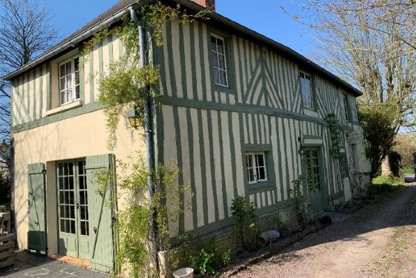Gîte La Grenouillere - Normandie